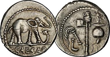 Julius Caesar Coin