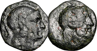 Coin Value: Ancient Rome Coins Uncleaned or Unattributed