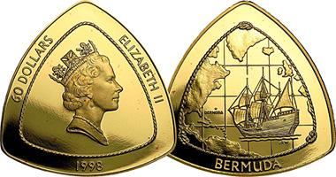 Bermuda 3 9 30 60 And 180 Dollars 1996