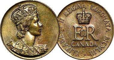 Canada Elizabeth Ii Coin Value April 2020