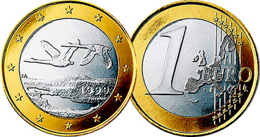 European Union Pre Introduction Euro Coinage 1999 To 2001