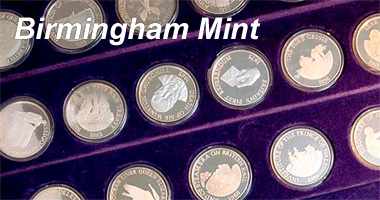 Coin Value Great Britain Coins Of The Birmingham Mint
