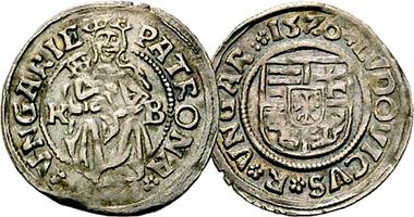Hungary Denar 1503 To 1696