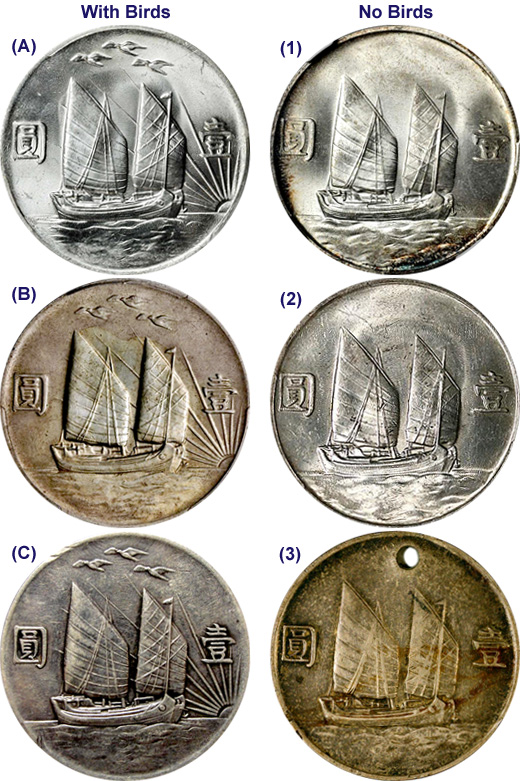 Coin Value: China Dollar (Yuan) with Junk (Fakes are possible) 1932