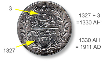 Dating ottoman coins