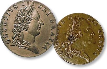 foto de Coin Value: Great Britain George III (Spade Guinea Jeton) 1700 to 1820