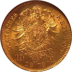 Early German Gold There Are Many Diffe Varieties Of Coins From The States And Cities No Two Alike